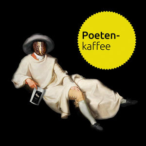 Poetenkaffee | Ganze Bohne | Kaffee | 100% Arabica - Single Origin | Medium Roast