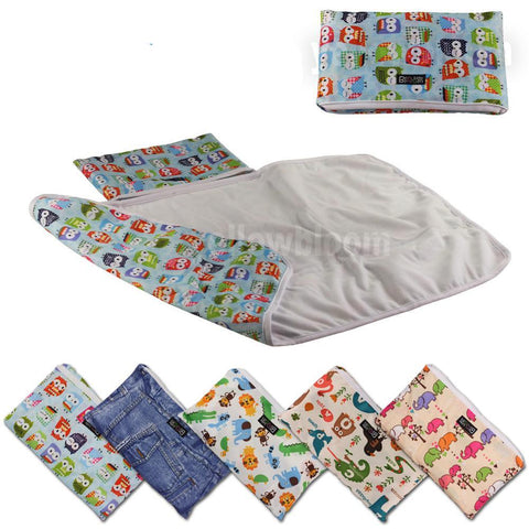Travel Nappy Diaper Changing Mat