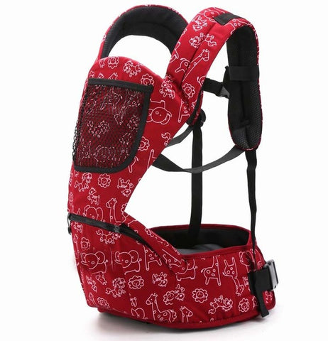 Toddler wrap Rider baby backpack/