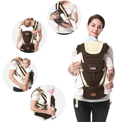Toddler Sling  With Waist Stool Carrier