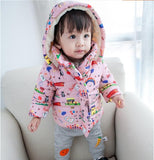 Christmas warm outwear For child