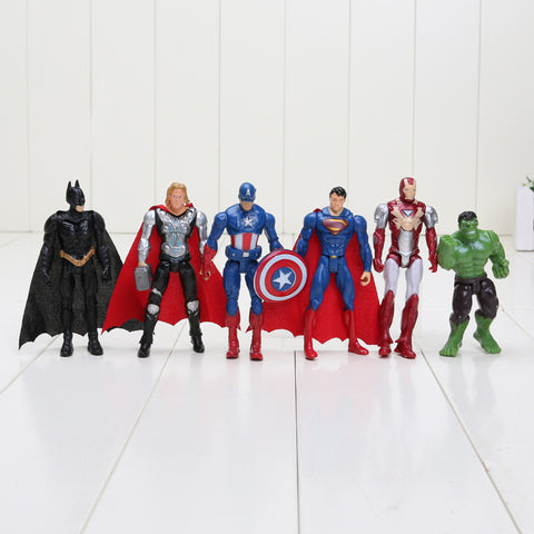 The Avengers action figure set Toys
