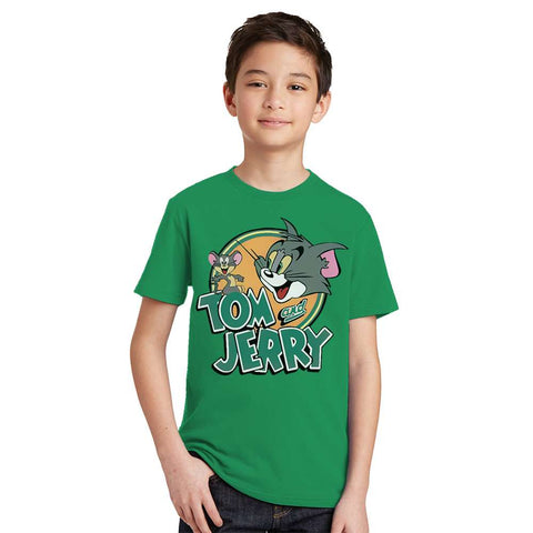 Tom and Jerry Boy T-shirt