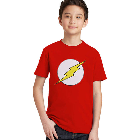 The flash logo t-shirt For boys