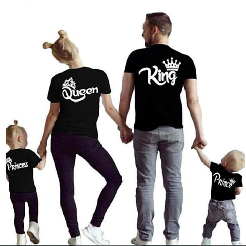 Family Matching Clothes T-shirt
