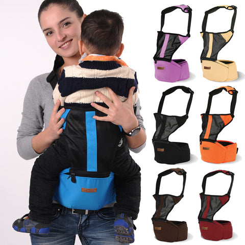 Toddler Belt Sling Breathable Waist Stool