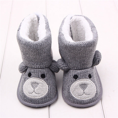 Cartoon Bear first walker Shoes For Baby