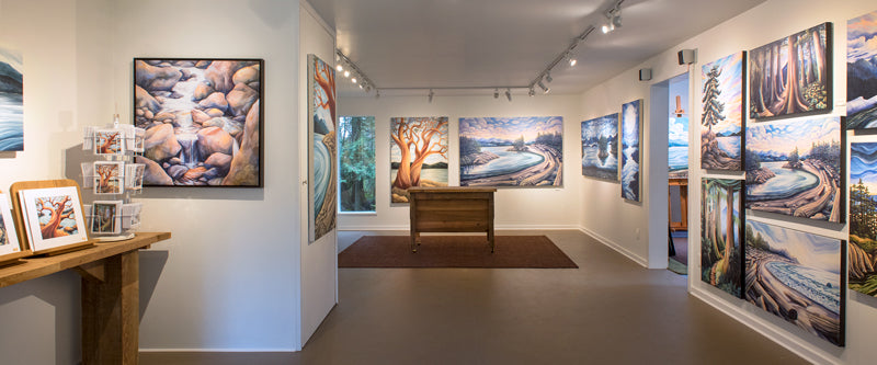 Gillian Gandossi's Studio Gallery