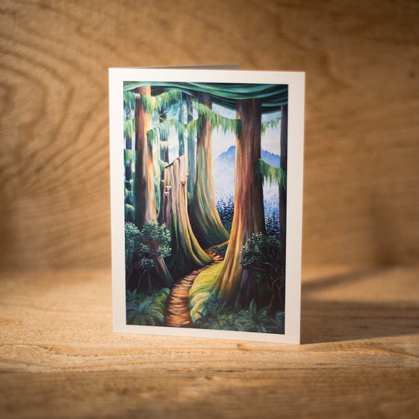 Ancient Path - Art Card
