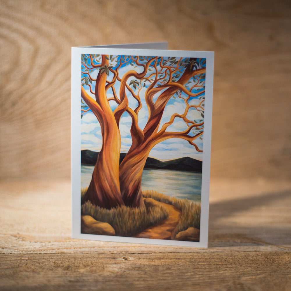 Embrace - Art Card