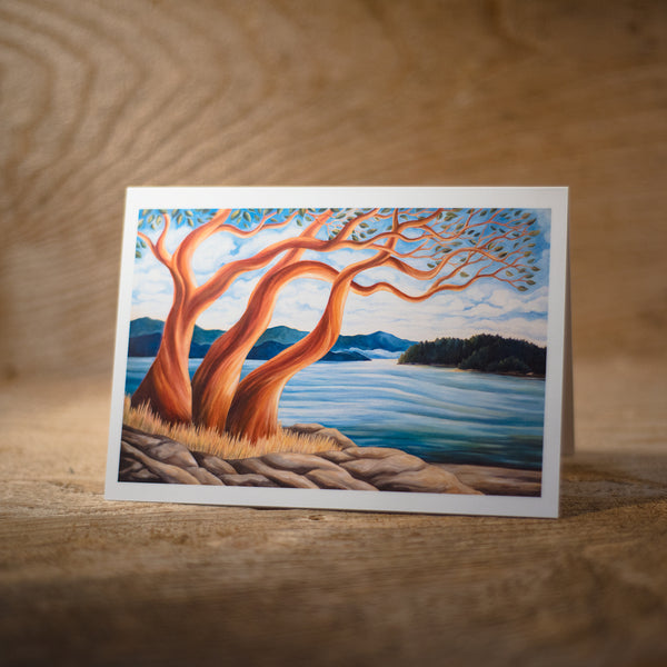 Madronas - Art Card
