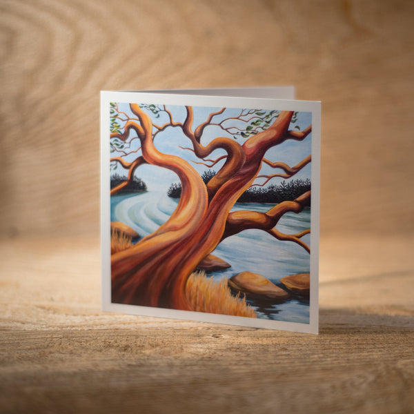 Mother Tree - Art Card