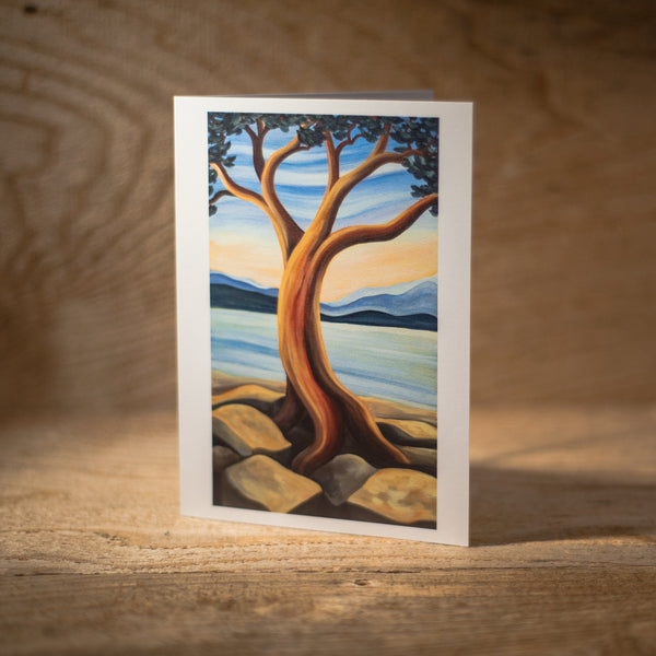 Three Roots - Art Card
