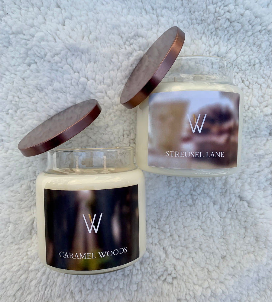 CANDLES - Wahs Candle Studio