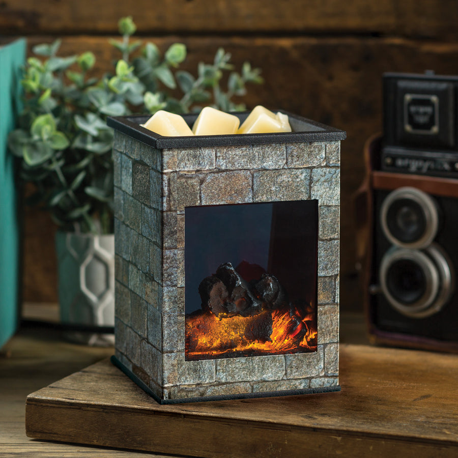 HEARTHSTONE LED WAX WARMER - Wahs Candle Studio