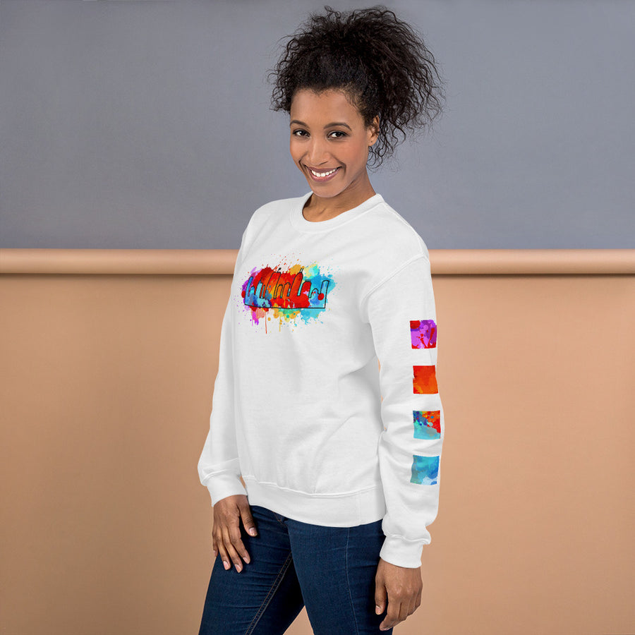 WAHS CITY SIGNATURE SWEATSHIRT - Wahs Candle Studio