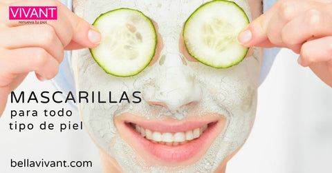 Mascarilla Antimanchas, Revitalizante y más