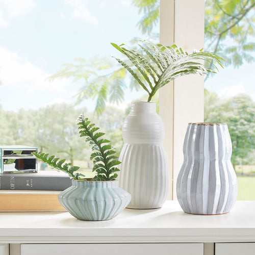 Carrie Ceramic Vase Set