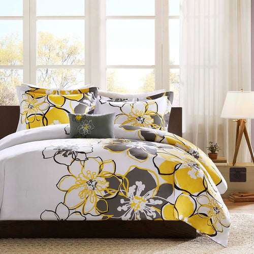 Flora Comforter Set - More Colors