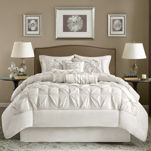 Victoria Comforter Set - More Colors