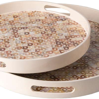 Arabela Tray Set - More Colors