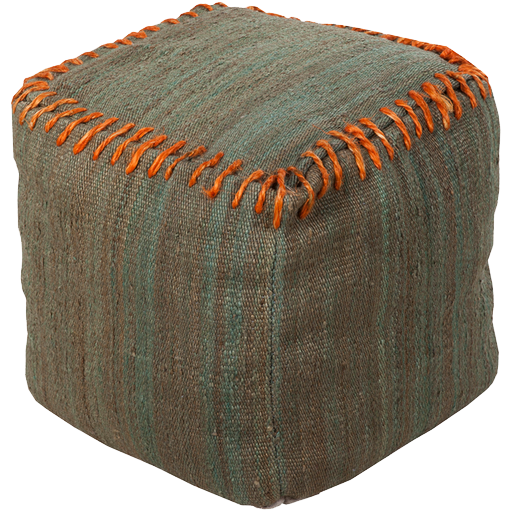 Woodstock Pouf - More Colors