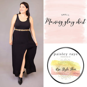 Morning Glory Skirt- Small
