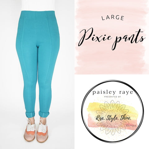 Pixie Pants- Size Large