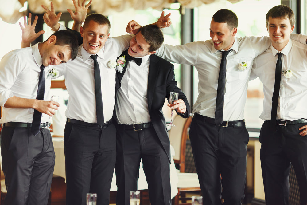Groomsmen's Favours That They Will Really Love