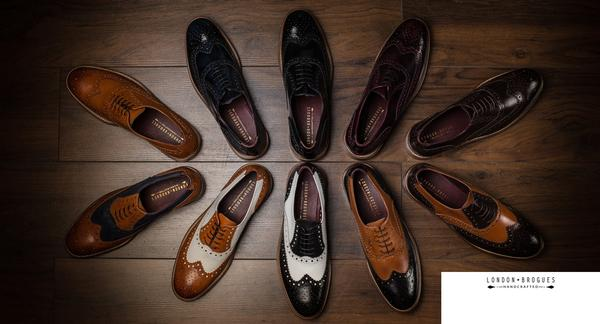 London Brogues