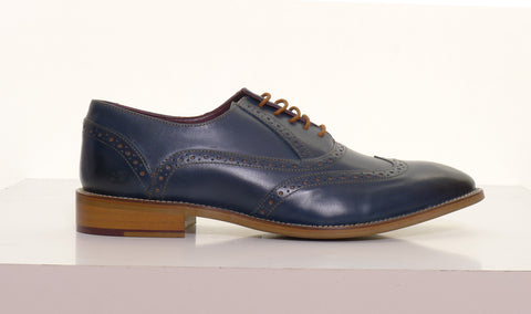 george-brogue-navy