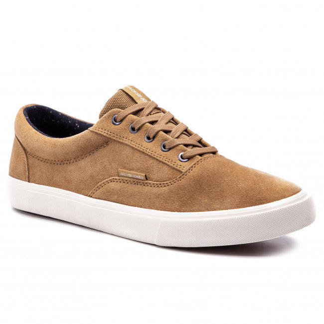 Jfw Vision Golden Suede Trainer