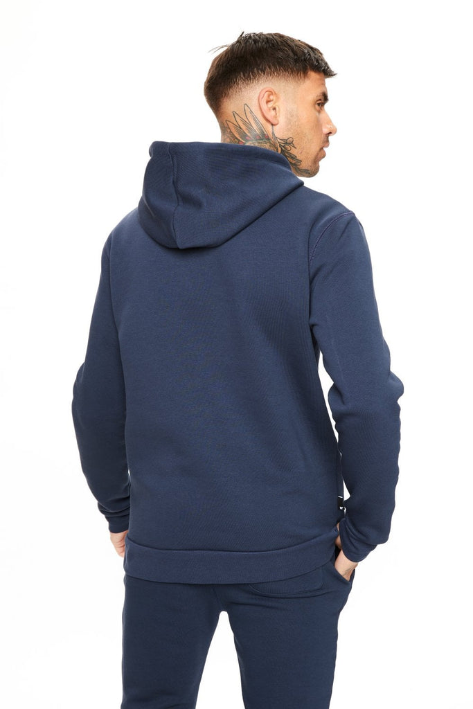 Core Pullover Hoodie Navy