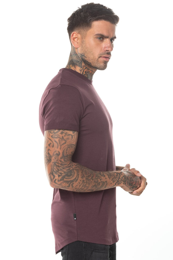 Core Mulled Red Short Sleeve T-shirt