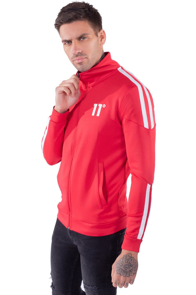 11 Degrees Scorpion Poly Inferno Track Top