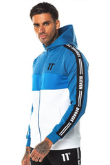 Triple Panel Poly Zip by 11 Degrees
