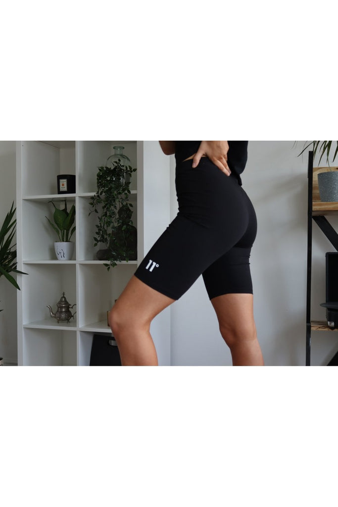 Cycling Shorts Black side