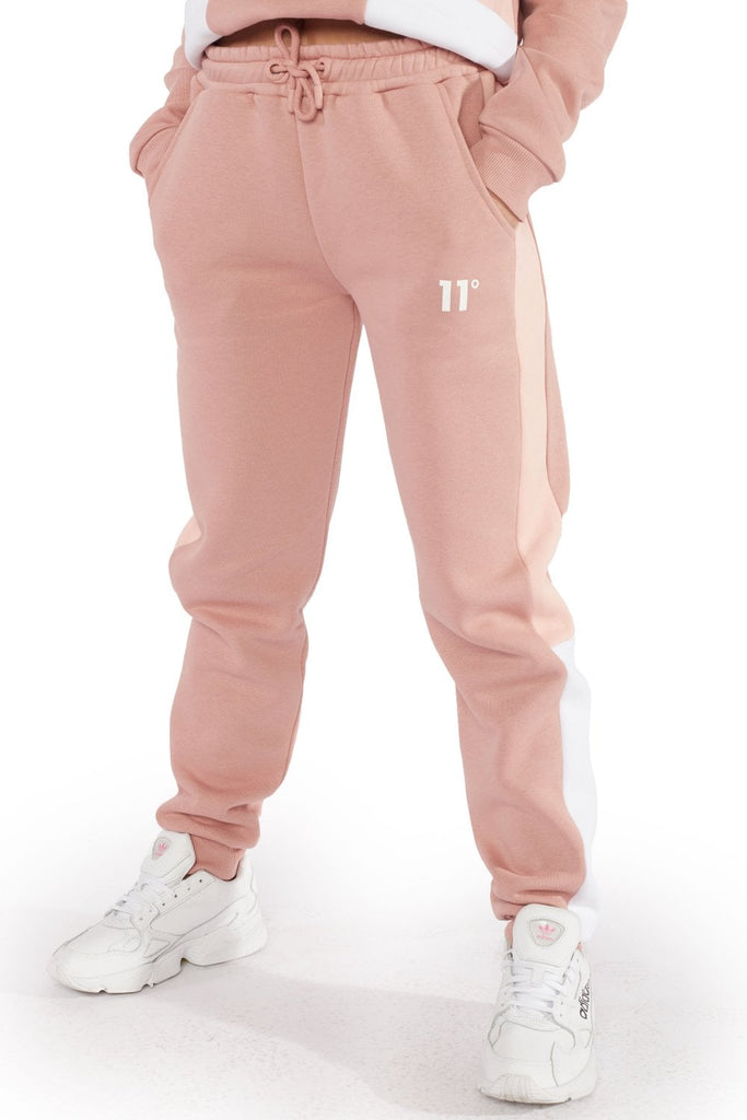 colour block  Womens joggers