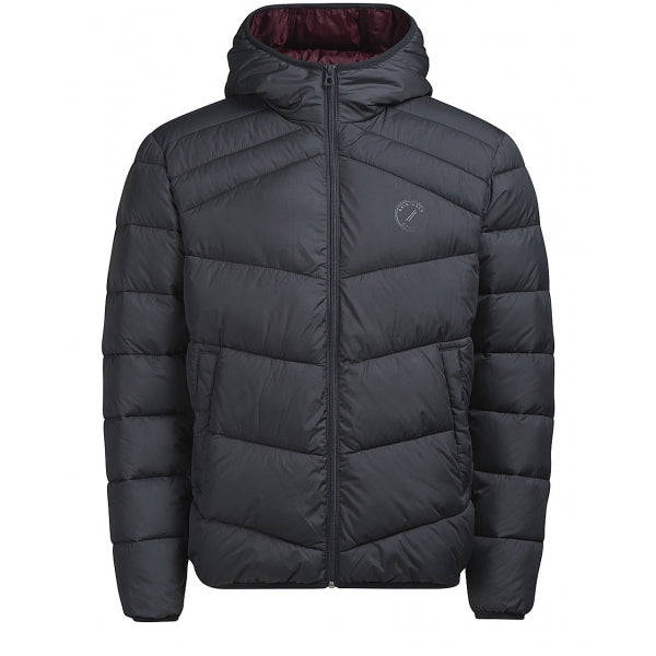 Jack Jones Originals JORLanding Asphalt Puffer Jacket