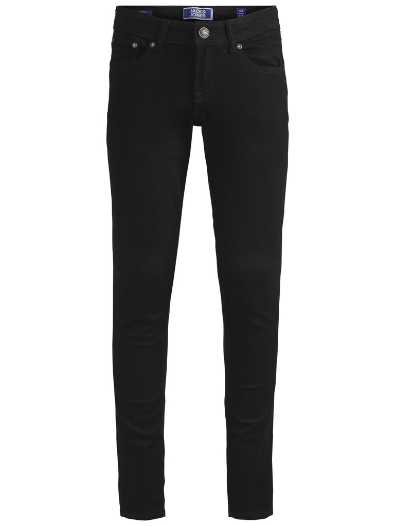 Liam 829 Skinny Black Junior Jeans