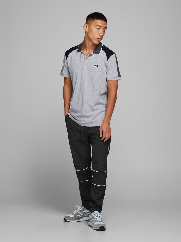 Thomas Slim Fit Polo grey