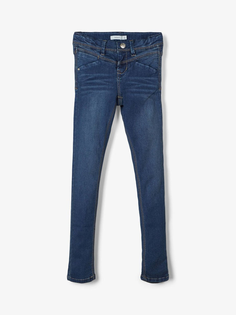 Polly Teja Skinny Fit Girls Jeans  5 to 12 years by Name It.