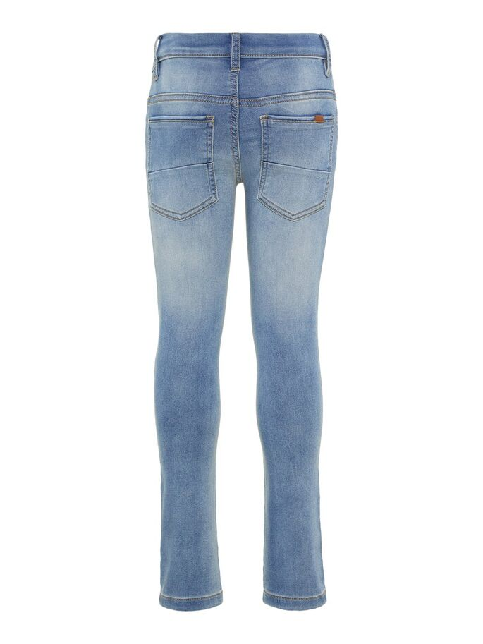 X-slim Fit Theo Thayer Boys Jeans for Ages 5 to 14 Years