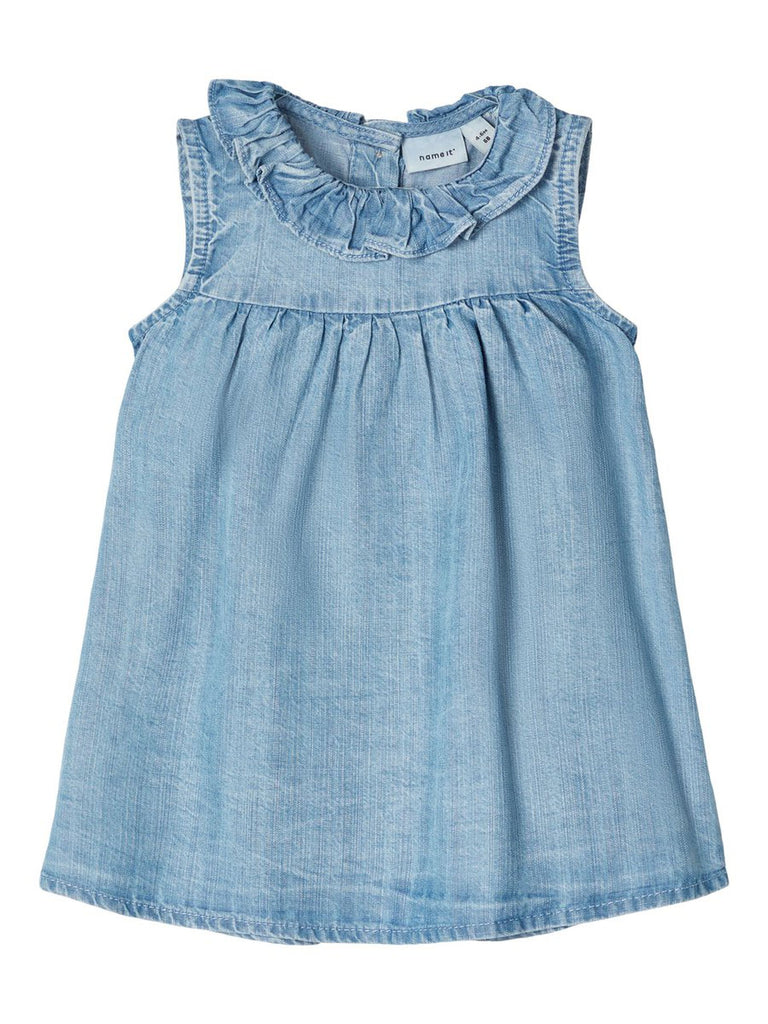 Lightweight Denim Batytte Dress