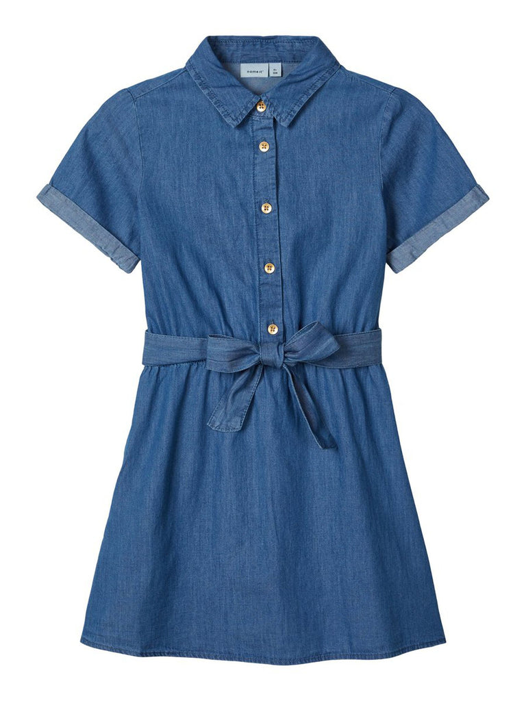 Denim Shirt Kids Baya K Dress