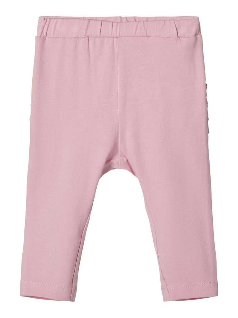 Frill Destiny Leggings pink