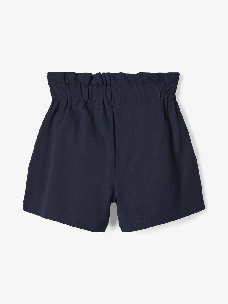 Falconi Ida Kid girl navy Shorts  age 5 to 12 years by Name It.