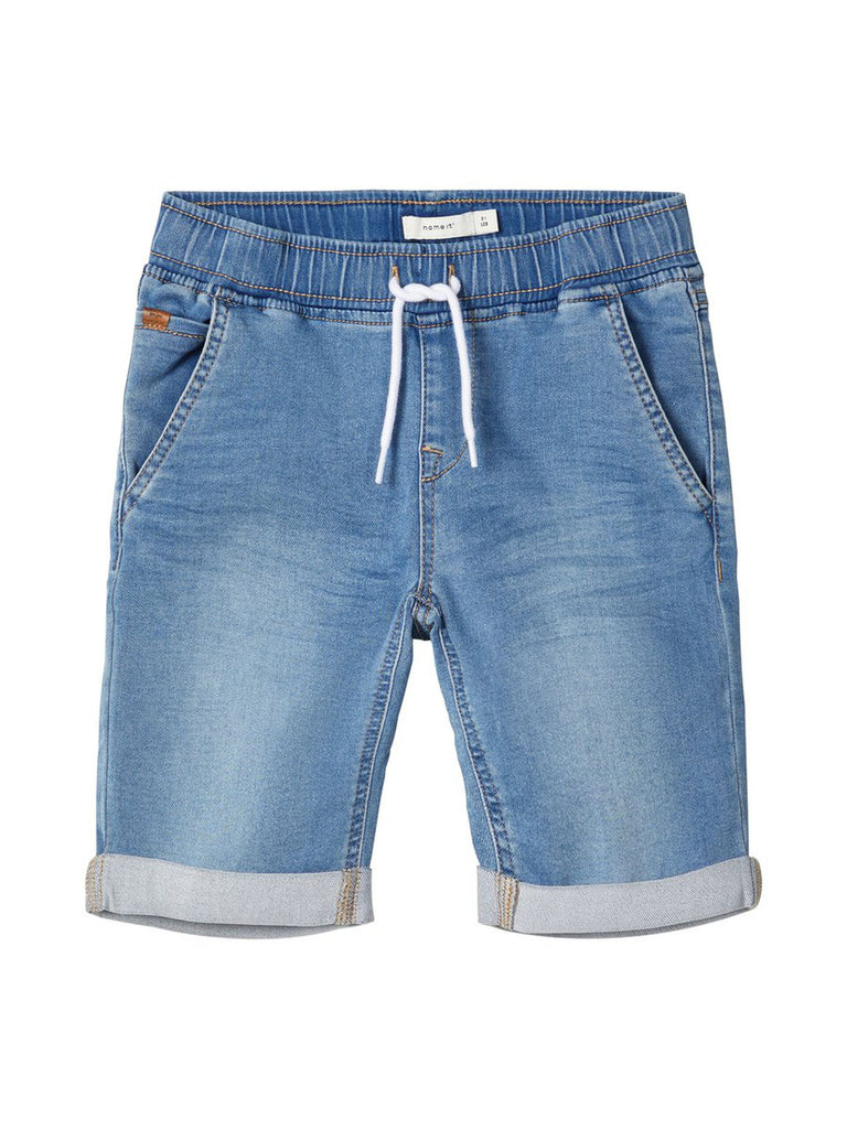 Ryan Thayer Sweat Denim Shorts
