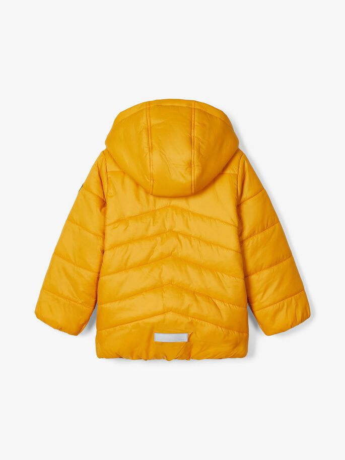 Quilted Puffer Jacket_back