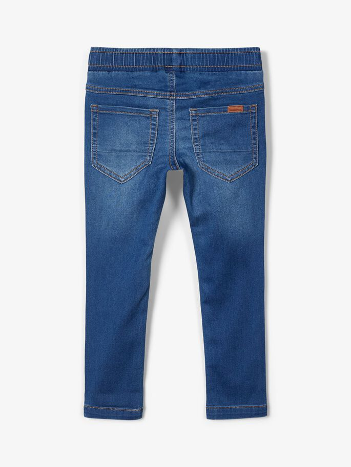 Robin Thayers Power Stretch Boys Denim Jeans